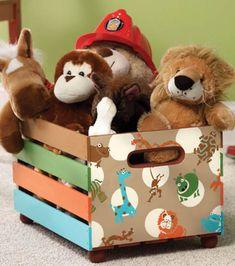 Safari Crate