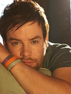 David Cook- my freebie <3!!! My husband knows I would leave him for David. Hottest man ever!!