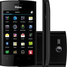 Smartphone Dual Chip Philco 350 Dual Desbloqueado