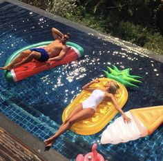 Floating into Summer like...