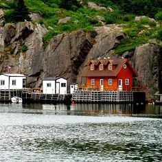 Quidi Vidi Village - From Land & Sea