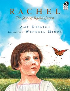 Rachel: The Story of Rachel Carson by Amy Ehrlich https://smile.amazon.com/dp/0152063242/ref=cm_sw_r_pi_dp_x_3Skkyb6FNN3JG