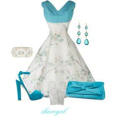 """""""Vintage Elegance"""" by sherryvl on Polyvore"""