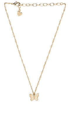 Frasier Sterling Butterfly Necklace View 2 of 2 0dd145649394
