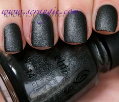 Scrangie: China Glaze The Hunger Games Capitol Colors Collection Spring 2012 Swatches and Review
