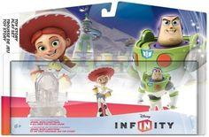 Disney Infinity Toy Story Play Set: Buss Lightyear & Jessie - Movie Figures NEW  | eBay