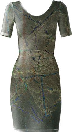 0000000P/Flash Imprint Bodycon Dress