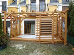 schody zewnętrzne drewniane tarasowe - Google Search
