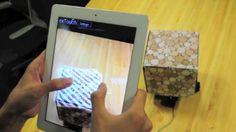 exTouch, manipulación de objetos por Augmented Reality.