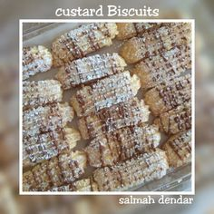 Custard Biscuits recipe by Salmah Dendar posted on 27 May 2019 . Recipe has a rating of by 1 members and the recipe belongs in the Biscuits & Pastries recipes category 250 Cookie Recipe, Biscuit Recipe, Cookie Recipes, Eggless Recipes, Halal Recipes, Sweet Meat Recipe, Sweet Recipes, Pastry Recipes, Baking Recipes