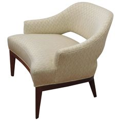 Lounge Chair By Harvey Probber   1stdibs.com