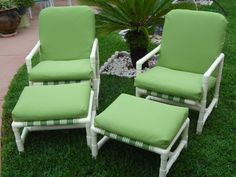 Patio Furniture Slipcovers
