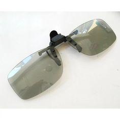 x Glasses Clip On Polarized Glasses, 3d Tvs, 3d Glasses, Digital Tv, Laptop Accessories, Clip, Consumer Electronics, Lens, Cinema