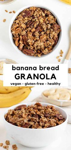 Vegan Brunch Recipes, Gluten Free Recipes For Breakfast, Delicious Breakfast Recipes, Vegan Snacks, Cooking Recipes, Vegan Meals, Vegan Food, Snack Recipes, Dessert Recipes