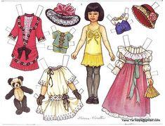 Бумажные куклы-2. Ретро.Винтаж.Muñecas de papel. Retro. Vintage. - Nataliya Soler - Álbumes web de Picasa