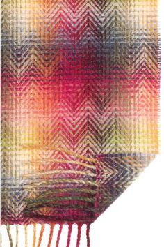 missoni throw....yes please I will take 5