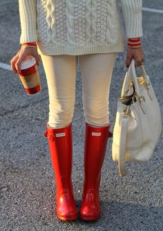 b619c59ebe0efd 28 Trendy Winter Outfit Ideas with Boots