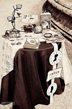 Mariages Rétro: XIXe siècle - Steampunk