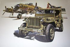 Willys and aircraft
