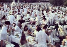 what to wear: diner en blanc