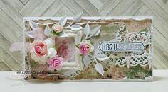 The Orchid Garden Orchids Garden, Mini Albums, I Card, Create, Mini Scrapbooks