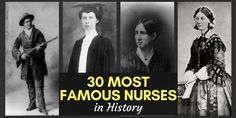 Happy National Women's History Month, Nurses! Throughout the years, the famous nurses of our history helped shape the modern nursing practice we know today. Their experiences during the time when nursing was not yet well-established are valuable in studying how nursing developed through the history. Take a look at the thirty most famous nurses below. …