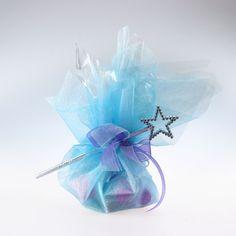 Party Bag Kids UK - Party Favours: Cinderella Tulle Party favour, £2.80 (http://www.partybagkids.co.uk/party-favours-cinderella-tulle-party-favour/)