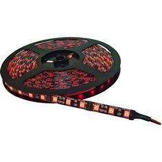 300-Light 3-Chip #LED Strip - #Red  CALRAD Electronics 92-300-RD-HG  NEW!
