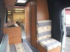 Convert Your Van Ltd Mercedes Sprinter Camper Conversion