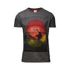 Jack & Jones Tri Tee miesten t-paita - Yläosat - Supersport