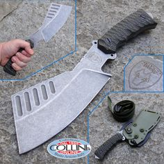 Wolfpack Survival / Maserin - WP4 Rough Wolf - Green - coltello http://www.coltelleriacollini.it/wolfpack-survival-maserin-wp4-rough-wolf-green-coltello.html