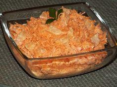 Fajny pomysł na błyskawiczną surówkę. Trochę inna surówka z marchewki z dodatkiem ananasa... słodka i smakowita surówka pasuje do wszystkiego - wato się przekonać :)  Przepis na surówka z marchewki i ananasa . Macaroni And Cheese, Ethnic Recipes, Food, Diet, Pineapple, Mac And Cheese, Essen, Meals, Yemek