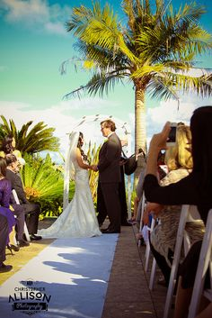 San Go Destination Wedding Shot At The Bali Hai Restaurant On Shelter Island
