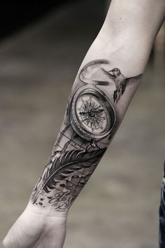 TURAN #tattoosmensarms