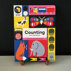 Learning Garden: Counting