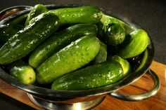 How to Grow Pickling Cucumbers on a Trellis