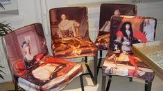 Interior_tulostettu_verhoilukangas Chair, Interior, Painting, Furniture, Home Decor, Art, Art Background, Indoor, Painting Art