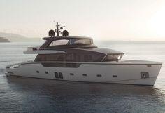 Sanlorenzo unveils SX88 crossover yacht