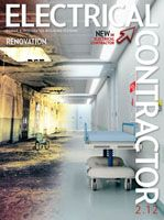 Electrical Contractor magazine www.trimelectric.com