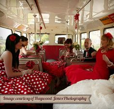 Red Bus Hire Double Decker A Vintage Coach