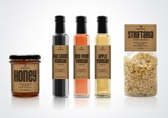 Geographical is a new brand that markets a selection of specialty foods made in Greece and exported mainly to the US and Europe. The products are local from small artisanal producers. The look and feel is inspired by Greece's rough terrain. The launch product is a 100% pure, small batch, high density Greek Honey. A series of products, for the new traditionalists, will be produced in the next couple of months.