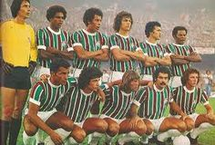 El Fluminense de Brasil de Rivelino y Falcao. Tremendo equipo de fútbol.