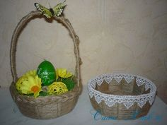 Sisal, Good Beauty Routine, Serving Bowls, Decorative Bowls, Diy And Crafts, Shabby Chic, Tableware, Home Decor, Jute