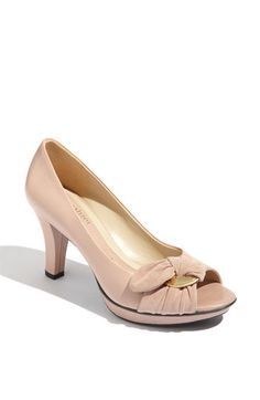 Naturalizer 'Dalida' Pump $88.95 #wedding #shoes