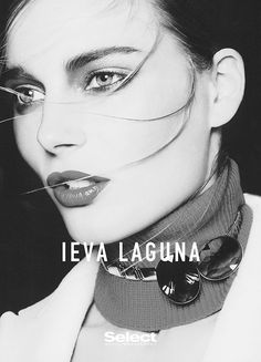 Ieva Laguna ( Star System Latvia/ Select) Show Package – London S/S 15
