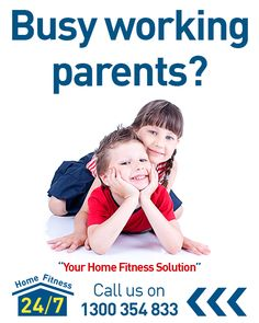 """Are """"You"""" a Busy Parent? Regular workouts can bring peace to your day and fitness to your body. Fitness 24, Elite Fitness, Number One, At Home Workouts, Families, Parenting, Peace, Ads, Business"""