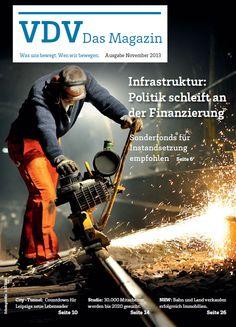 VDV Das Magazin (November 2013)