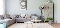 26 original carpets for a modern and subtle interior design Living Room Interior, Home Living Room, Living Room Decor, Bedroom Decor, Living Room Inspiration, Interior Inspiration, Tapis Design, Home Design, Decoration