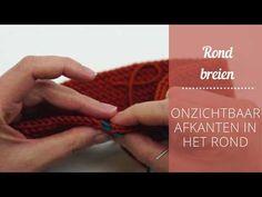 Rondbreien met een rondbreinaald // voor beginners - YouTube Knitting Stitches, Woodworking Projects, Knowledge, Om, Youtube, Knitting Patterns, Woodworking Crafts, Youtubers, Loom Knitting Stitches