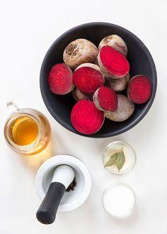 Nakládaná červená řepa: Jednoduchý postup krok za krokem Chocolate Fondue, Nespresso, Breakfast, Kitchen, Desserts, Food, Morning Coffee, Tailgate Desserts, Cooking